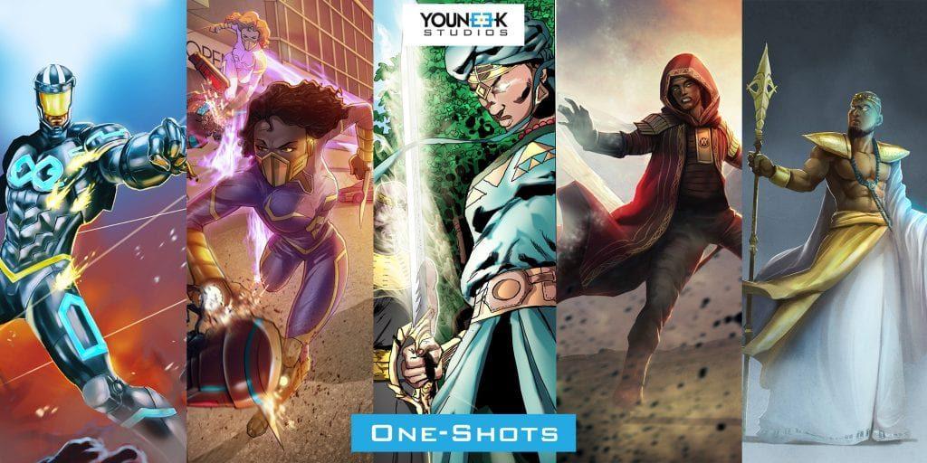 YouNeek One Shots by YouNeek Studios