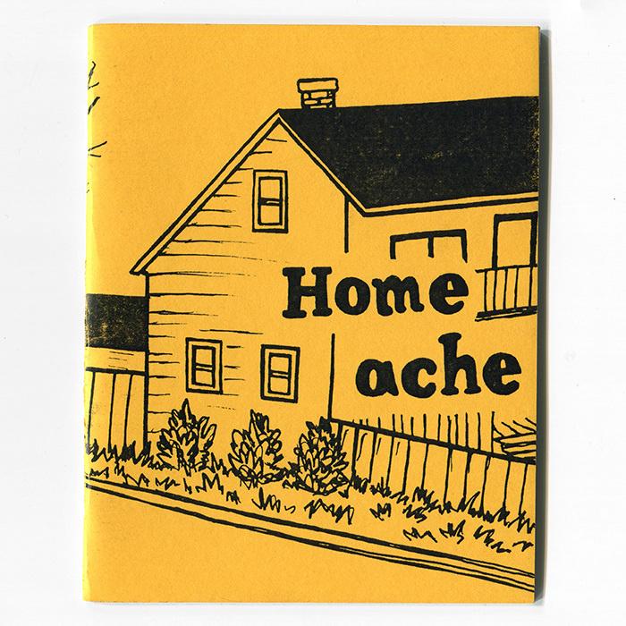 Home Ache by Marta Chudolinska