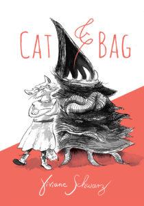 Cat and Bag by Viviane Schwarz