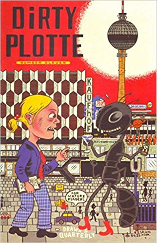 Dirty Plotte 11 by Julie Doucet