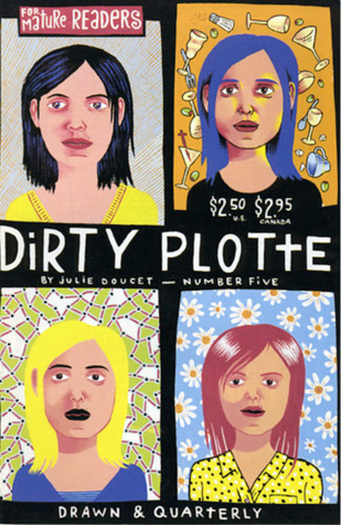Dirty Plotte Number 5 by Julie Doucet