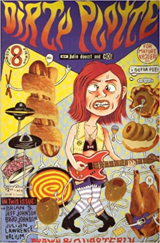 Dirty Plotte Number 8 by Julie Doucet