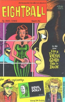 Eightball Issue 1 by Daniel Clowes