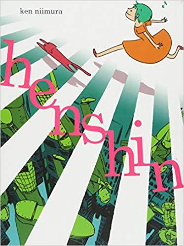 Henshin by JM Ken Niimura