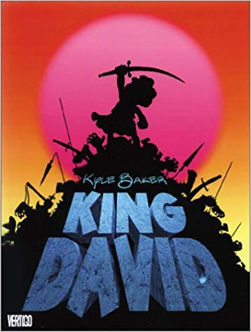 King David by Kyle Baker