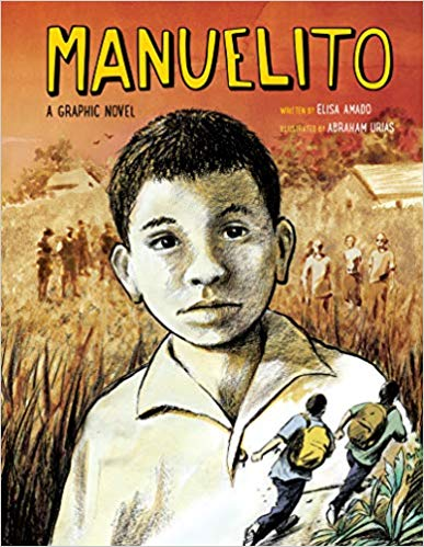 Manuelito by Elisa Amado and Abraham Urias