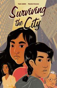 Surviving the City by Tasha Spillett and Natasha Donovan (illustrator)