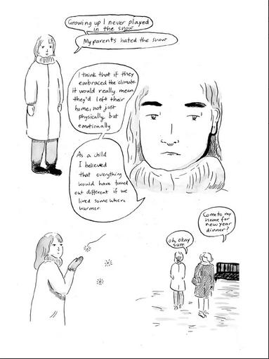 Sweat and Tears by Loretta Miauw