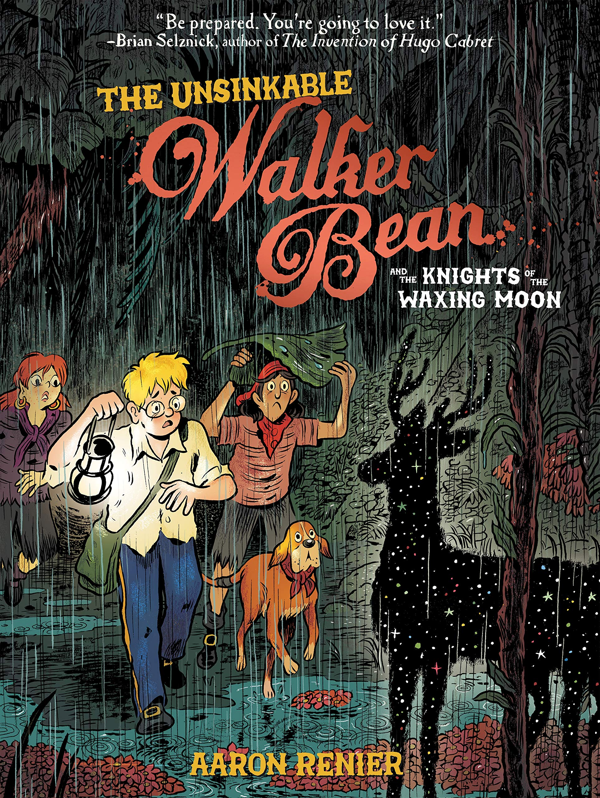 The Unsinkable Walker Bean and the Knights of the Waxing Moon by Aaron Renier