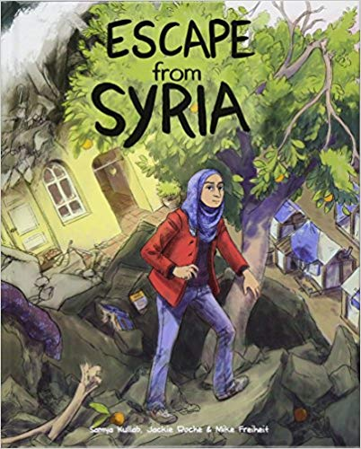 Escape from Syria by Samya Kullab and Jackie Roche