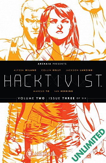 Hacktivist Volume 2 Issue 3 of 6 by Marcus To and Ian Herring