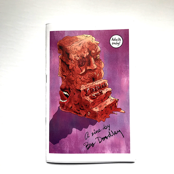 Insides Out- A Zine by Bo Doodley