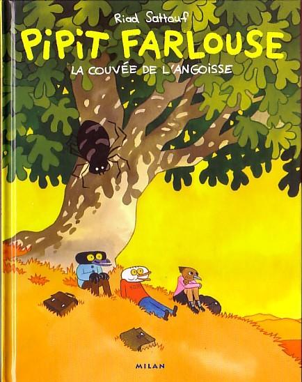 Pipit Farlouse La Couvee de l'Angoisse by Riad Sattouf