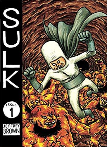 Sulk Volume 1- Bighead & Friends by Jeffrey Brown
