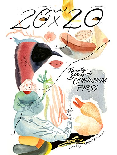 20 x 20 Conundrum Press edited by Andy Brown