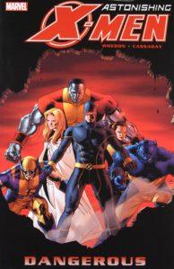 Astonishing X-Men Volume 2 Dangerous written by Joss Whedon