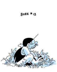 Bore #13 by Jason Bradshaw