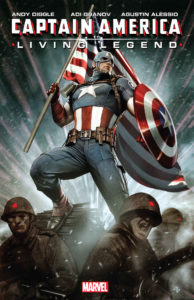 Captain America Living Legend by Andy Diggle and more