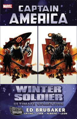 Captain America Winter Soldier written by Ed Brubaker and more