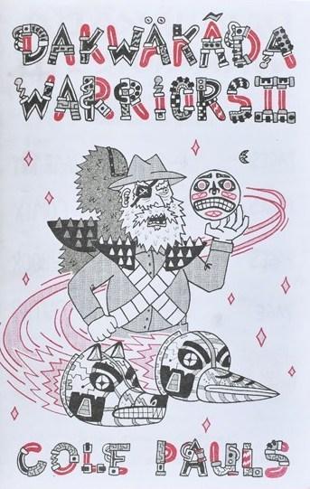 Dakwakada Warriors #2 by Cole Pauls