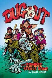 Dugout The Zombie Steals Home by Scott Morse