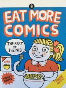 Eat More Comics The Best of the Nib edited by Matt Bors