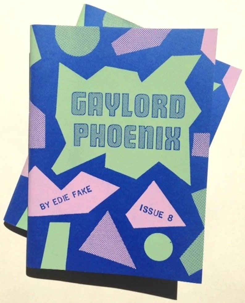 Gaylord Phoenix by Edie Fake
