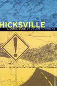 Hicksville by Dylan Horrocks