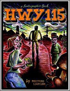 Hwy 115 by Matthias Lehmman