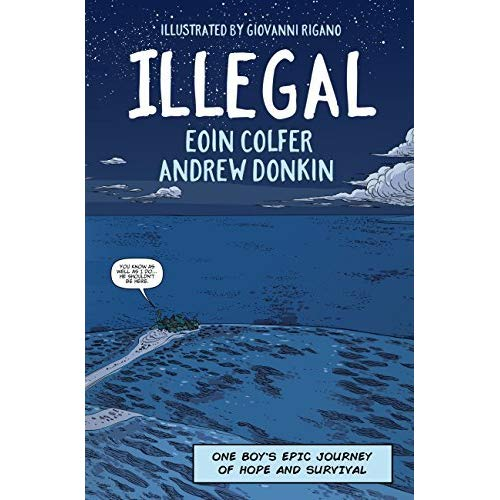 Illegal by Eoin Colfer and Andrew Donkin