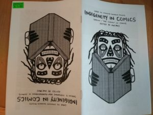 Indigeneity in Comics edited by Cole Pauls