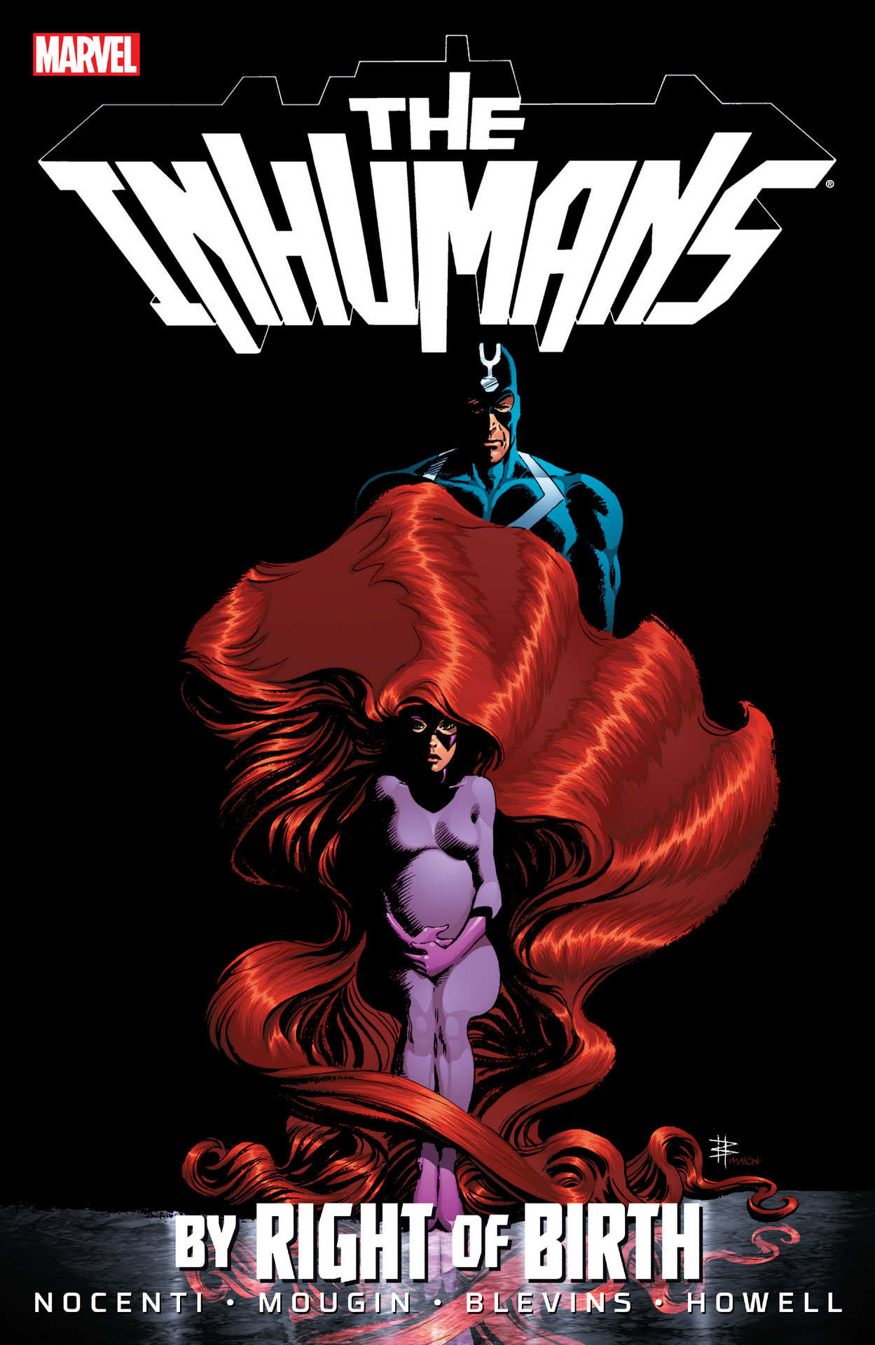 Inhumans By Right of Birth by Ann Nocenti