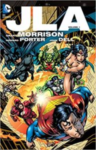 JLA Volume 1 written by Grant Morrison