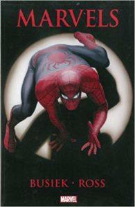 Marvels written by Kurt Busiek