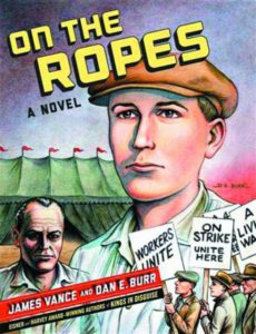 On the Ropes by James Vance and Dan E. Burr