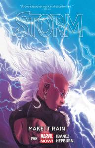 Storm vol 1 written by Greg Pak