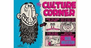 The Culture Corner by Basil Wolverton