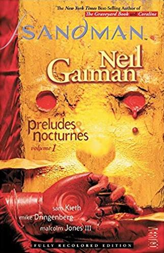 The Sandman Volume 1 Preludes & Nocturnes (New Edition) by Neil Gaiman
