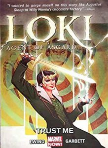 Trust Me Loki Agent of Asgard by Al Ewing