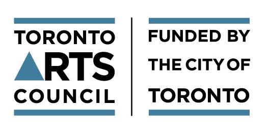 Toronto Arts Council banner