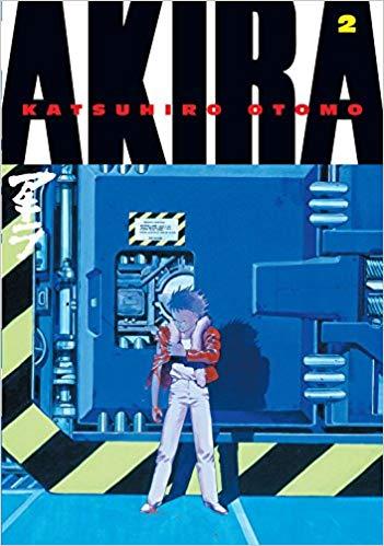 Akira V.2 by Katsuhiro Otomo