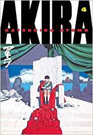 Akira V.4 by Katsuhiro Otomo