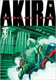 Akira V.5 by Katsuhiro Otomo