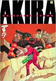 Akira V.6 by Katsuhiro Otomo