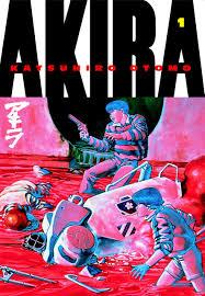 Akira V1 by Katsuhiro Otomo