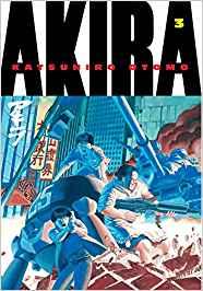 Akira V3 by Katsuhiro Otomo