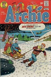 Archie No. 225 by Frank Doyle and Joe Edwards