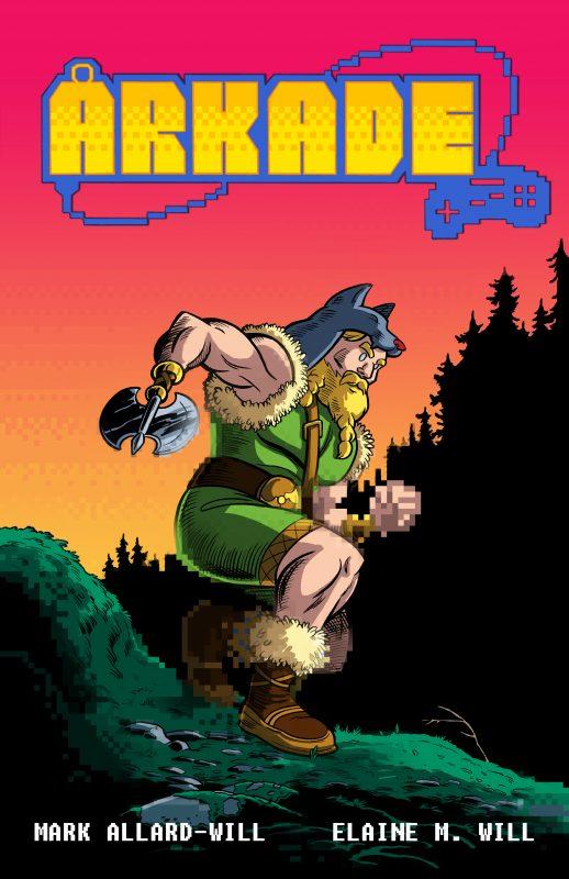 Arkade Cover by Mark Allard