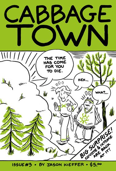 Cabbagetown Issue 3 by Jason Kieffer