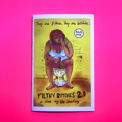 Filthy Bitches 2.0 by Bo Doodley